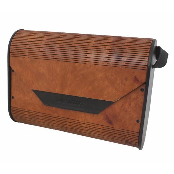 Bolso de madera de vavona