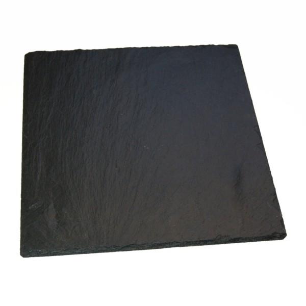 Natural slate platter 30x30cm