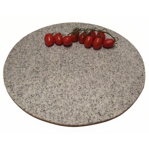 Granitplatte rund 48cm
