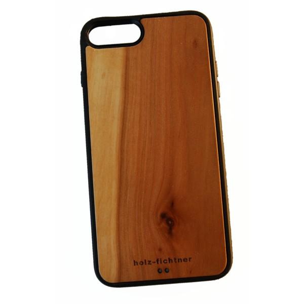 Holzcase IPhone7 plus Apfelholz