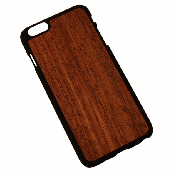 Handycover iPhone6+ Nussbaumholz