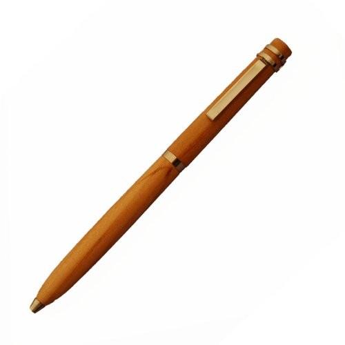 Holzkugelschreiber Kirschholz