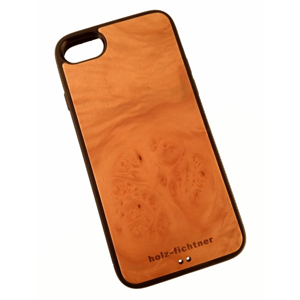 Holzcase IPhone7 Ahornholz